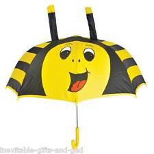 Kids Children's Busy Bee Umbrella