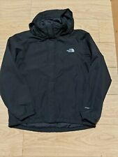 THE NORTH FACE HYVENT INSULATED HOODED MEN'S WATERPROOF JACKET SIZE M VERY GOOD