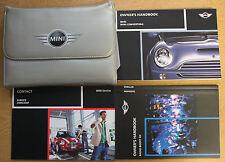 Mini car owner operator manuals ebay mini mini convertible 2001 2008 handbook owners manual print 2005 pack 13718 sciox Choice Image