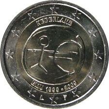 Pièces euro des Pays-Bas pour 2 Euro année 2009