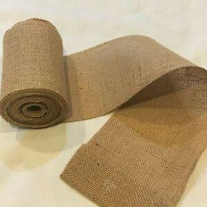 Leonard Premium Plain Burlap Roll 7oz Burlap A.M 300 Foot Roll, 36 Inches Wide Untreated
