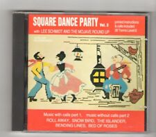 (IL674) Square Dance Party Vol 3, Lee Schmidt & The Mojave Round Up - 1994 CD