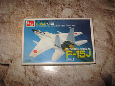 VINTAGE LS 1/144 F15 F-15J EAGLE WITH JAPANESE MARKINGS J7