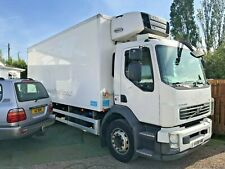 volvo FL freezer lorry 12/18 tn manual gear box carrier 750/550 tail lift choice