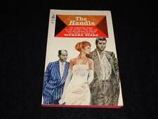 "PB 50220 1966 PBO Richard Stark/Donald Westlake ""The HANDLE"" VG/NF"