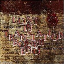 ROGER ENO / LOST IN TRANSLATION * NEW CD * NEU *