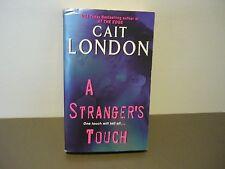 CAIT LONDON ROMANTIC SUSPENSE - A STRANGER'S TOUCH - BK 2 THE AISLINGS TRIPLETS