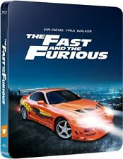 The Fast and the Furious (2001) Limited Edition Steelbook (Blu ray)