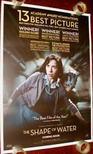 THE SHAPE OF WATER  (2017) SALLY HAWKINS ORIGINAL DS POSTER