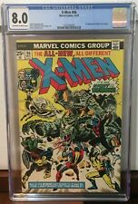 X-MEN #96 CGC 8.0 OW/W 1st Moira MacTaggert Chris Claremont Dave Cockrum