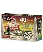 NFL BOX BREAK 2020 PANINI MOSAIC MEGA BOX RANDOM TEAM LIVE (read desc.) LIMITED