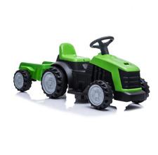 Traktor na akumulator z przyczepą elektryczny Farm Tractor