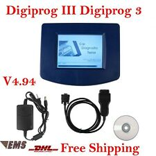 Cheap V4.94 Main Unit of DIGIPROG III with OBD2 Cable Car Diagnostic Tester Tool