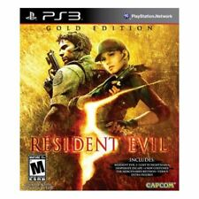 Resident Evil 5 Gold Edition, PS3