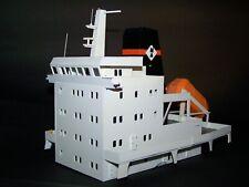 Modellschiffs Aufbau Frachter