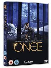 Once Upon a Time Season 7 [DVD] *NEU* Siebte Staffel Series Sieben DVD