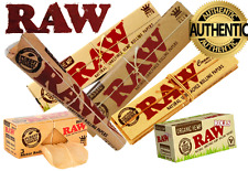 Raw Classic Kss Smoking Rolling Papers Organic Raw Tips Offer (BUY 1 GET 1 FREE)