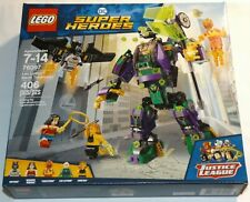 LEGO 76097 Lex Luthor Mech Takedown Batman Wonder Woman Firestorm Cheetah