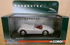 Corgi VA05905 Jaguar XK120 Lavender Grey Ltd Edition of 2800