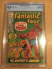 Fantastic Four #107 | CBCS 6.5 FN+ | Marvel Comics *** GREAT BOOK ***