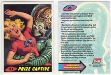 Promo- Mars Attacks #21 Prize Captive