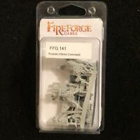 Fire Forge Games FFG 141 Resin Russian Infantry Command (3) 28mm