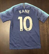 2018 Harry Kane Tottenham Hotspur Third Soccer Nike Jersey Sz Small Coys