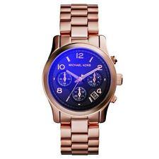 Relojes de pulsera Michael Kors Blue de acero inoxidable