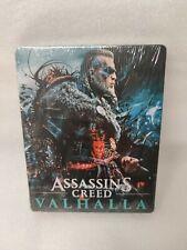 Assassins Creed Valhalla Dent ! B-WARE ! - Steelbook - Custom - Neu/new NO GAME