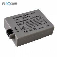 Proocam Compatible Battery for Canon EOS 450D, 500D, 1000D (Canon LP-E5)
