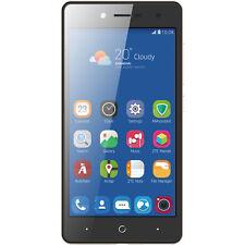 ZTE BLADE L7, Smartphone, 8 GB, Schwarz, Dual SIM