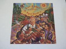 Los Lobos Papa'a Dream  LP Record Photo Flat 12X12 Poster
