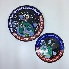 SBIR High Defense Support Program Space Based Infrared System USA 184 Patch Stic