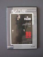 DVD 88 MINUTOS - Al Pacino Alicia Witt Leelee Sobieski Amy Brenneman Wi Forsythe