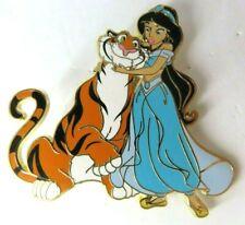 Disney Pin * Acme Best Friends Jasmine & Rajah Le 500 Gold Variant - #131471