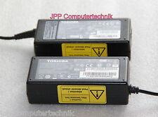 2 Stück LOT LG Flatron IPS237L-BN Ladegerät Ladekabel Netzteil AC Adapter LED