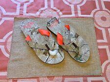Team Realtree Men's Camouflage Flip Flops