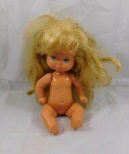 1980's Mattel Heart Family Disneyland Blonde Hair Toddler Child Girl