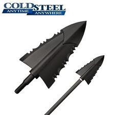 Cold Steel - Cheap Shot Broadhead 100 Grain (10 Pack - Made in USA) CSBH2Z *NEW*
