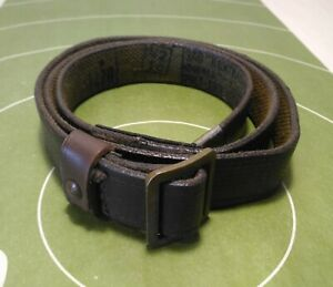 Original Russian Army Belt Canvas Greatcoat polymer coated