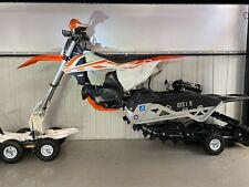 KTM Snow Bike