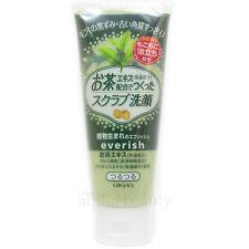 utena Japan everish Green Tea Deep Pore Cleansing Scrub (130g/4.5 fl.oz)