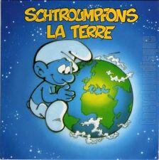 Jeu de société Schtroumpfons la terre - Le jeu de l'écologie - Schtroumpf - 1992