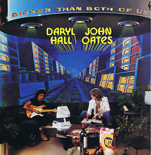 DARYL HALL JOHN OATES bigger than both of us - LP RCA (promo white label) ITALY