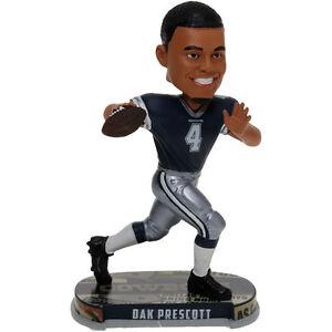 Dallas Cowboys Dak Prescott #4 Headline Player Bobble Head