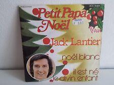 JACK LANTIER Petit papa Noel 45V 14012