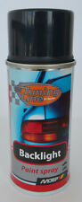 MOTIP PRESTO 0 0160 Backlight Transparent Spray schwarz 1x 150 ml Tönungsspray