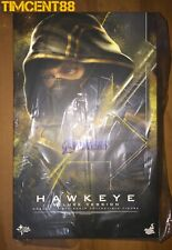 Ready! Hot Toys MMS532 AVENGERS: ENDGAME 1/6 HAWKEYE (DELUXE VERSION)