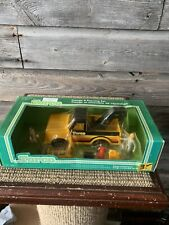 Vintage Torco Toy Tow Truck Garage Station Set