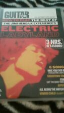 HOW TO PLAY THE BEST OF THE JIMI HENDRIX EXPERIENCE'S ELECTRIC LADYLAND DVD